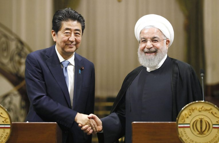 Japan secretly proposed Iranian oil and U.S. grain swap in a failed mediator bid