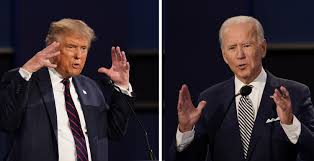Who won the final debate, Trump or Biden?