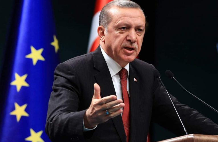 "In Nagorno-Karabakh conflict, Erdogan eyes Turkey's ""place in world order"""