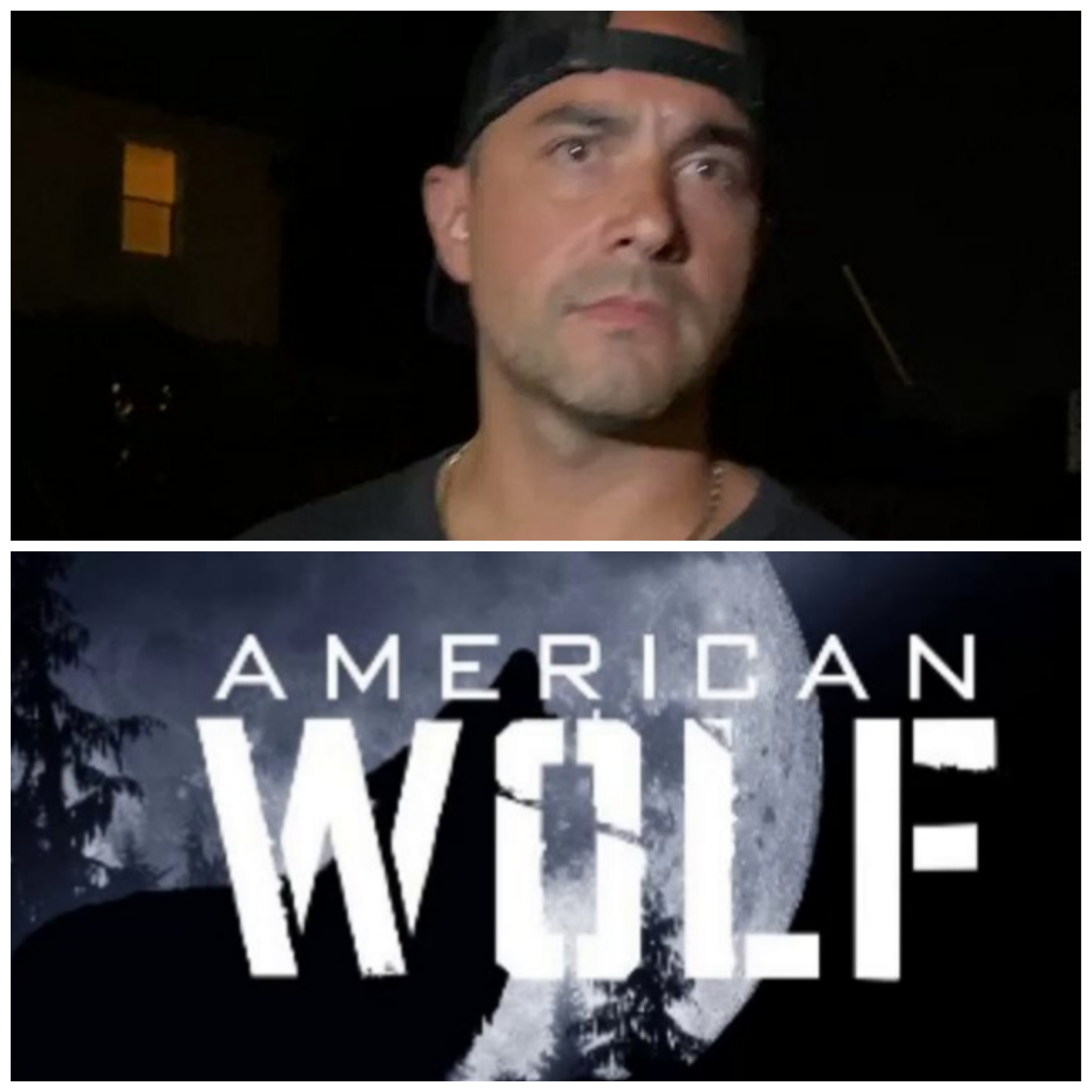 Who is 'American Wolf'?