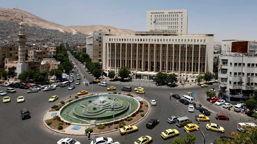US sanctions Syria's central bank chief