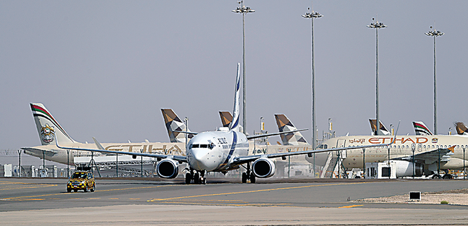 Bahrain will open airspace to Qatar