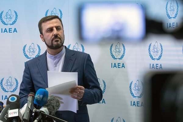 Iran confirms feeding UF6 gas into IR2m centrifuges
