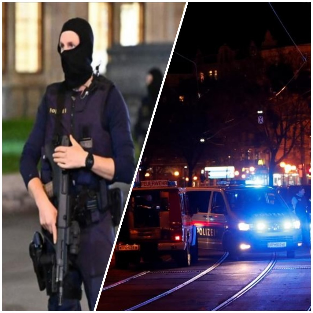 ISIS claims responsibility for Vienna attack