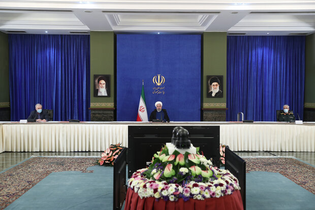 US economic sanctions against Iran failed legally, morally – Rouhani