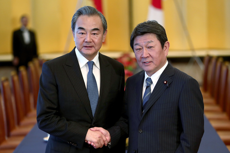 China FM to visit Japan to discuss regional concerns