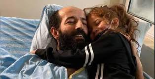 Israel releases a Palestinian who waged 103-day hunger strike