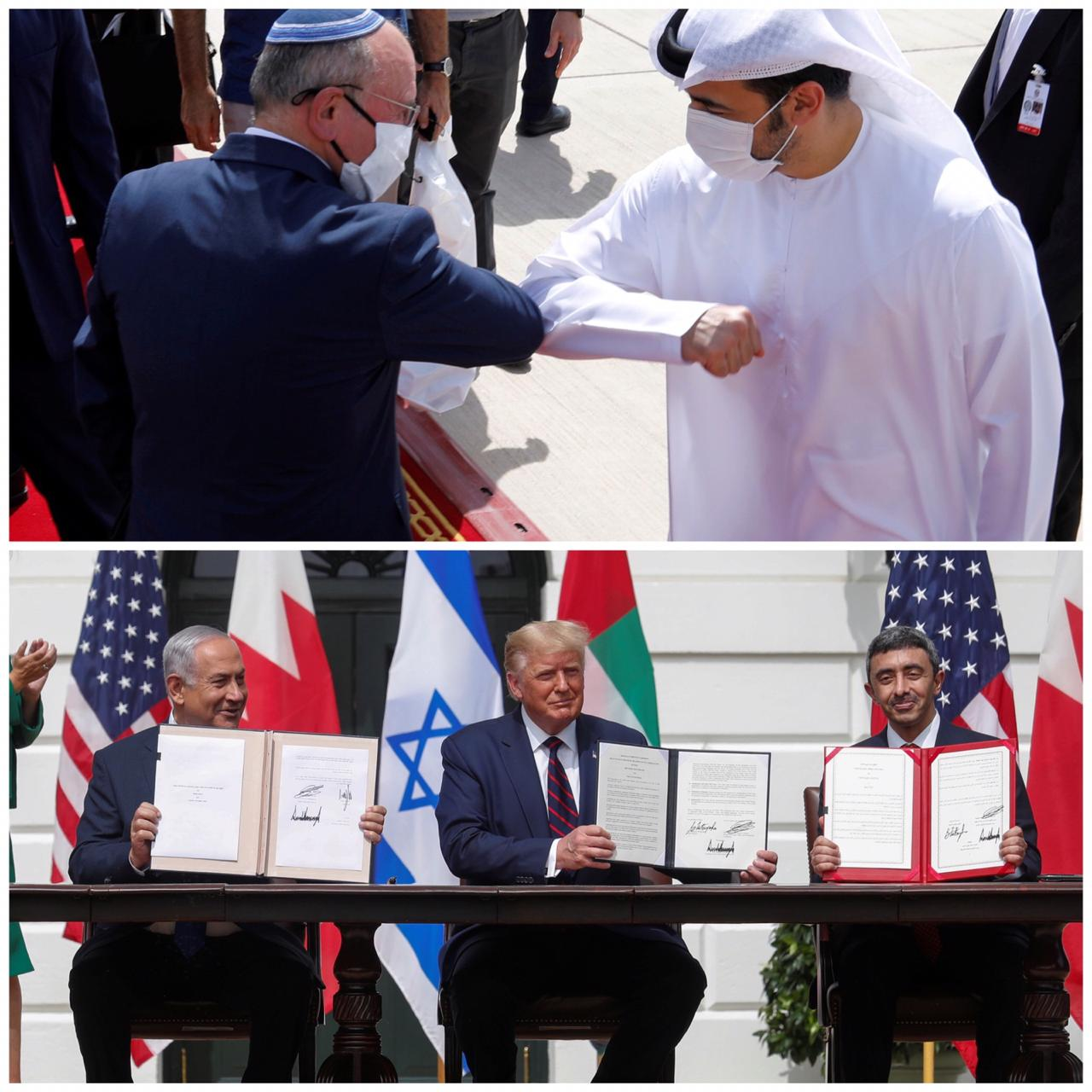 Bahraini ministers are set to make the first official visit to Israel for a tripartite meeting