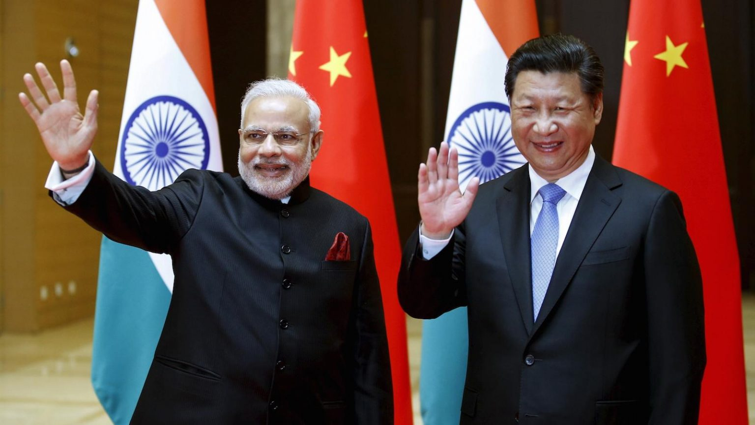 A New Book Comparing Socialist China to Democratic India