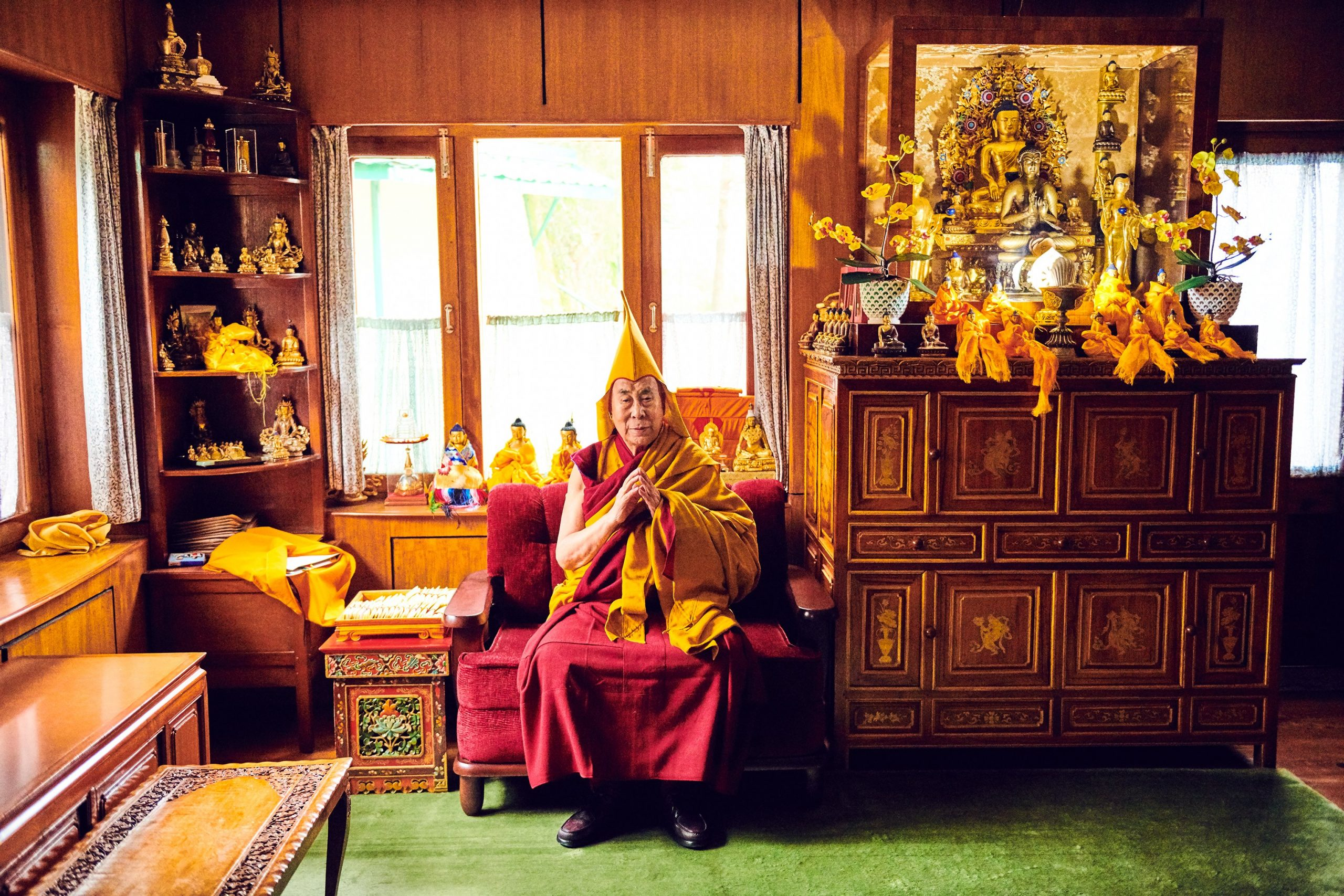 The Dalai Lama Has Been the Face of Buddhism for 60 Years. China Wants to Change That