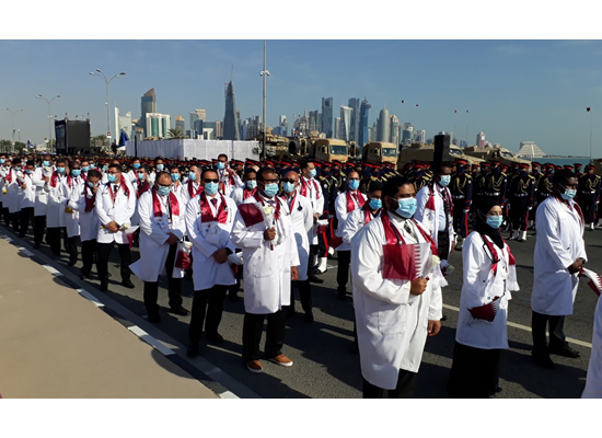 National unity, patriotic fervor mark Qatari National Day celebrations