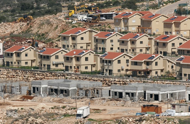 New Israeli Apartheid Plans Encourage Settlement Building in Area (E1)