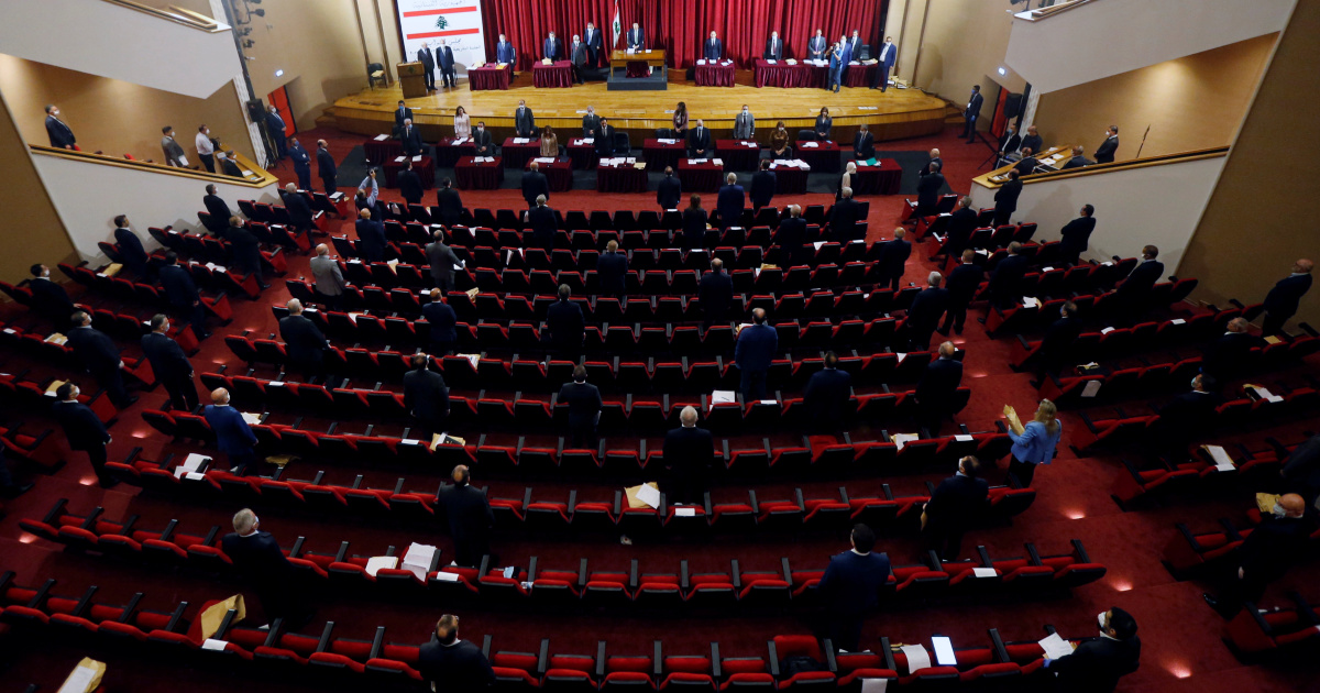 Lebanese parliament passes law to pave way for coronavirus vaccine deals