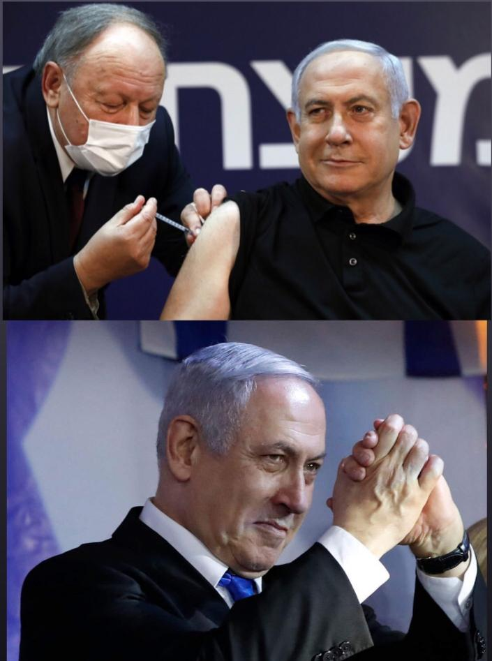 Could covid-19 vaccine win deliver Netanyahu election