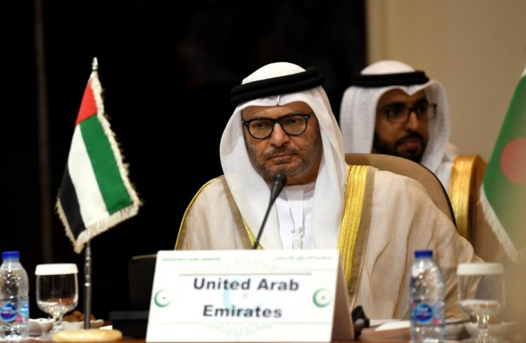 UAE open to normalizing relations with Turkey