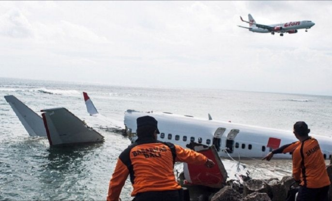 Indonesian plane feared to have crashed with 62 aboard