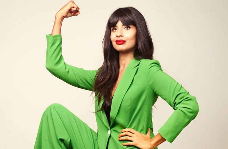 "Jameela Jamil a British   presenter best known for her role in ""The Good Place"" series"