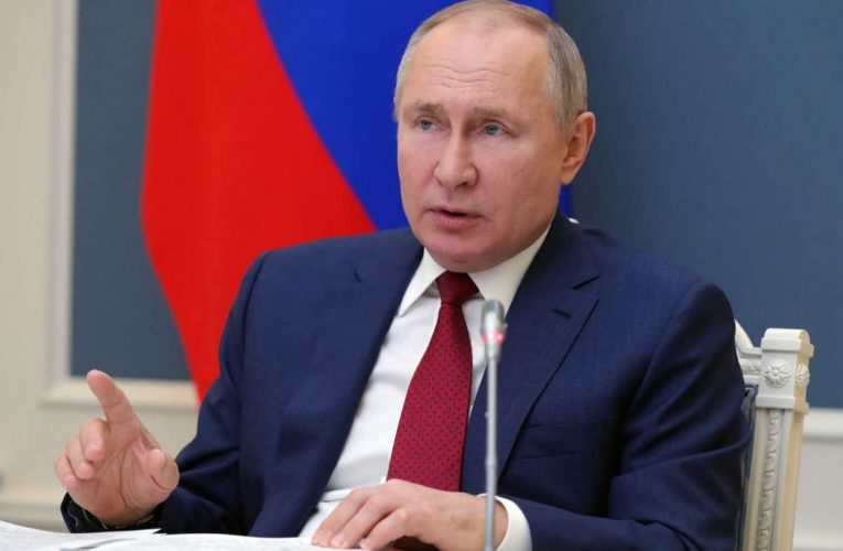 Russia's Putin warns of worsening global instability