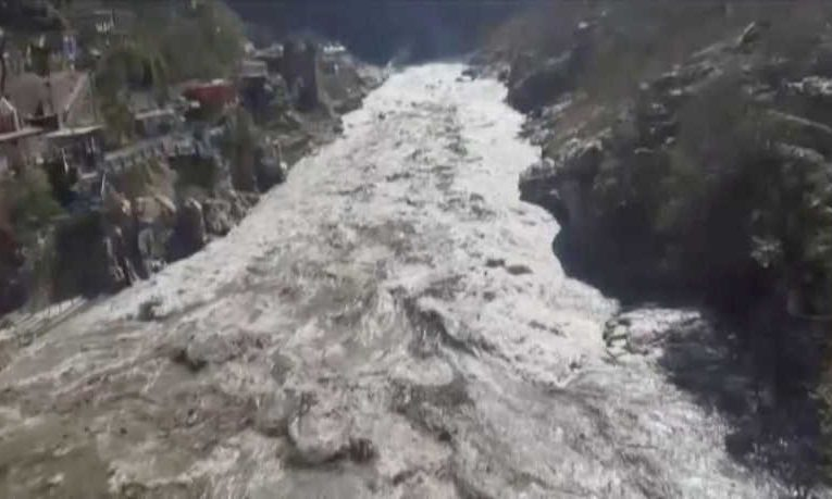More than 200 missing after glacier collapse triggers floods along Dhauliganga River in India