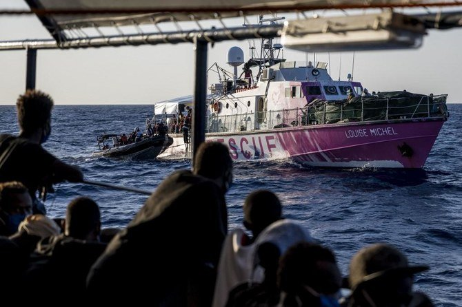 Libya coastguard intercepts more than 800 refugees: UN