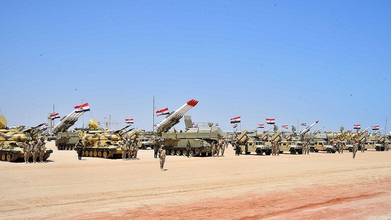 Biden administration approves arms sale to Egypt