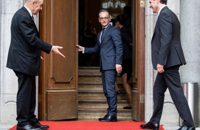 France to host EU-US meeting to save Iran deal