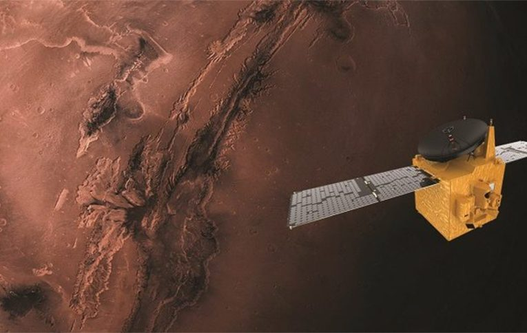 Emirates Mars Mission: Hope spacecraft enters orbit