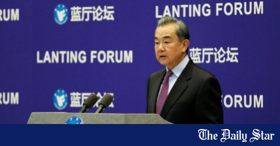 China rejects genocide charge in Xinjiang, says door open to U.N