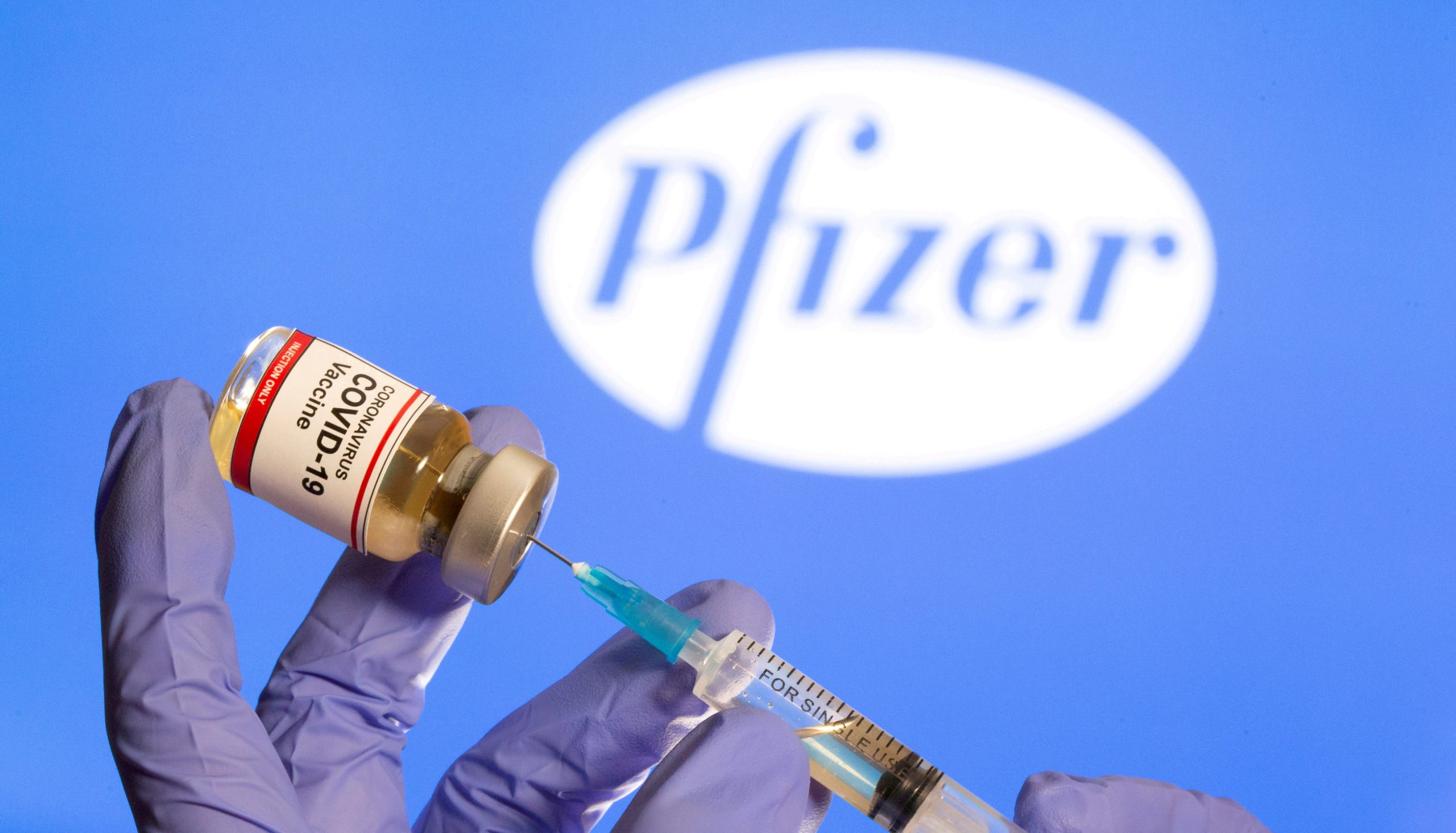 Pfizer studying effects of third COVID-19 vaccine dose