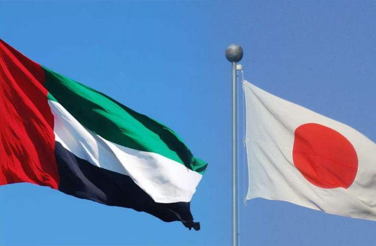 Japanese minister: Japan-UAE long-time economic ties remain robust with US$22.4bn trade in 2020