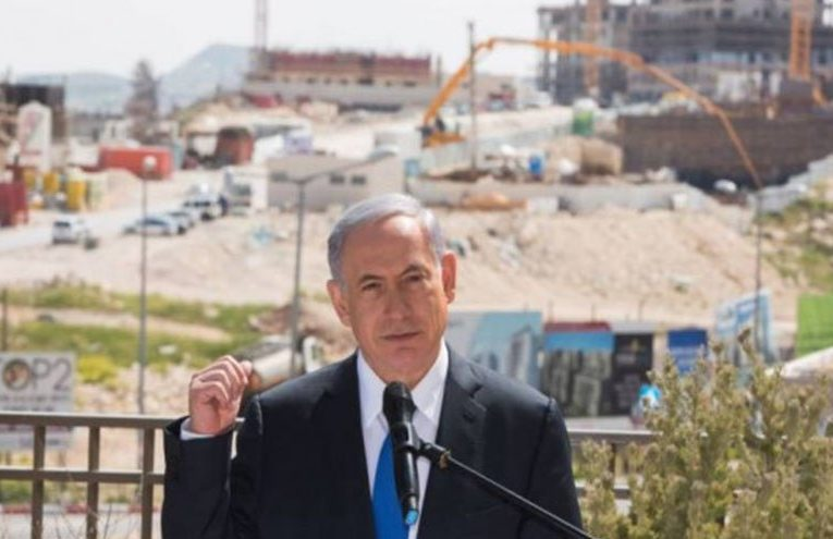 Netanyahu Uses Land Annexation to Draw Settlers' Votes in Knesset Elections
