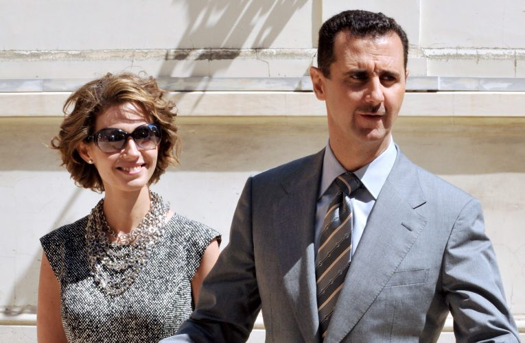 Syrian president, wife test positive for coronavirus