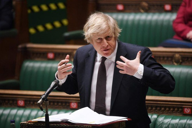 UK's Johnson says he will have AztraZeneca jab, dismisses safety fears