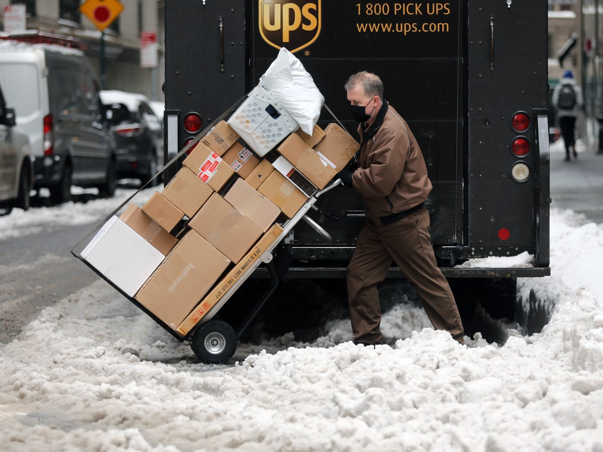 U.S. Vaccine Production and Supply Increase After Snowstorms Caused Delays