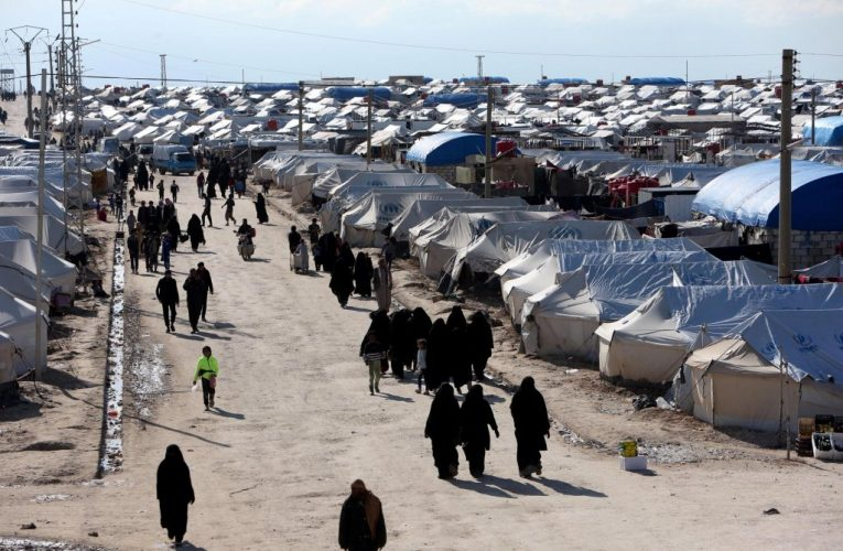 Syria Kurds launch security sweep in Daesh families camp