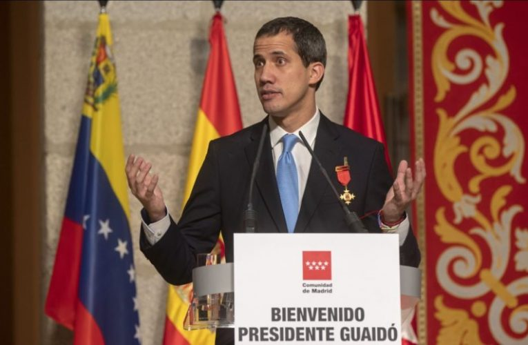 Venezuela Opposition chief  says: Iran is a main destination for uranium smuggling from Venezuela'