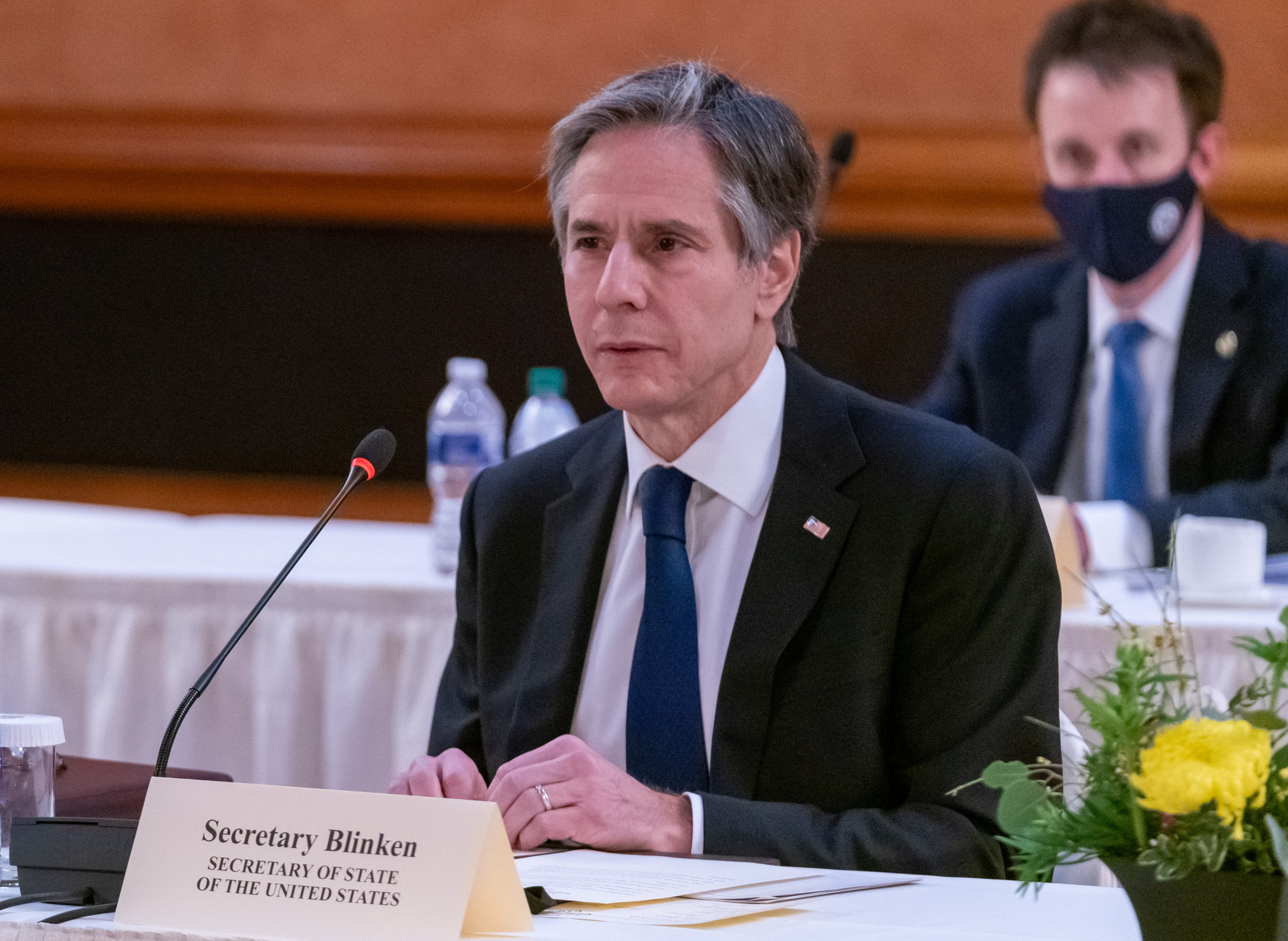 Blinken starts Mideast tour to secure Gaza truce and push for aid