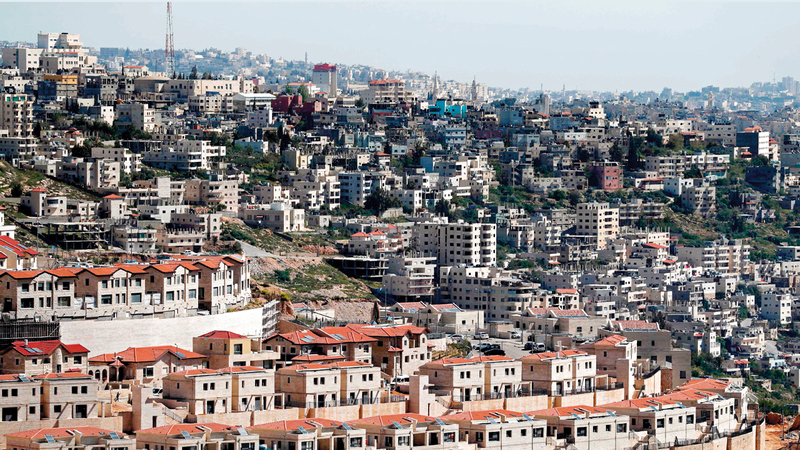 Right-wing Parties Race to Acquire Settlers' votes