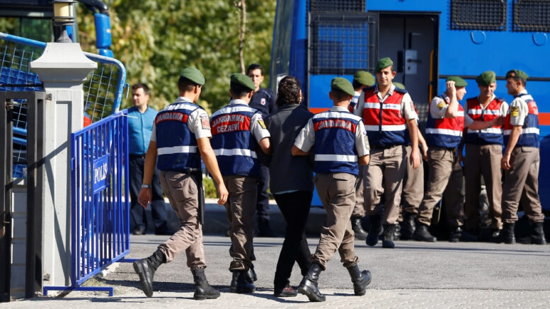 Turkey jails 22 ex-soldiers for life over an attempted coup in 2016