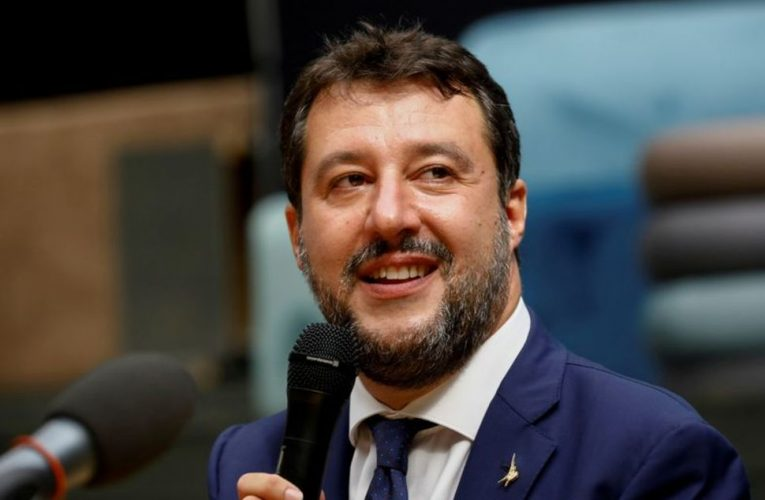 Prosecutor: Salvini should not be tried for migrant policy