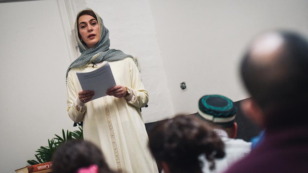 Meet France's first female imam who is on a mission to modernise Islam