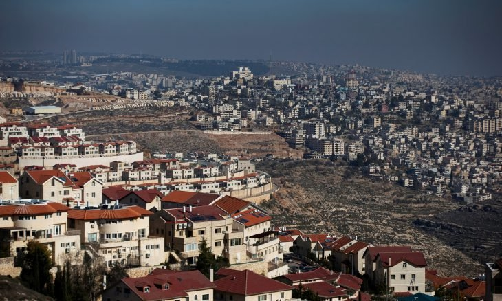 While World is preoccupied With Hot Issues, Israel Continues Settlement and Annexation Plans