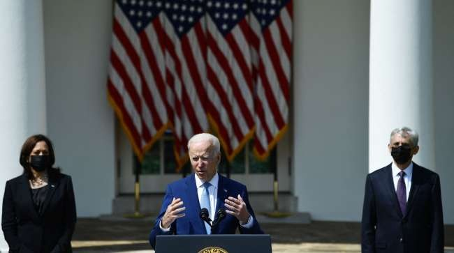 Biden refers to US gun violence as 'epidemic', pledges action