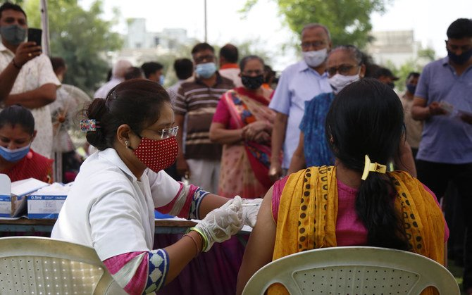 India's outbreak