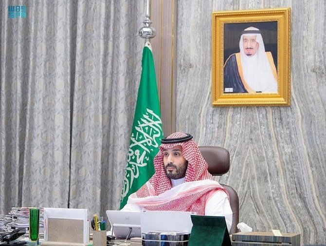 Saudi Crown Prince to give television interview to local Rotana network
