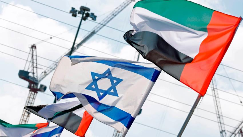 UAE provokes Arab anger with tweet to Israel 'Happy Independence Day'