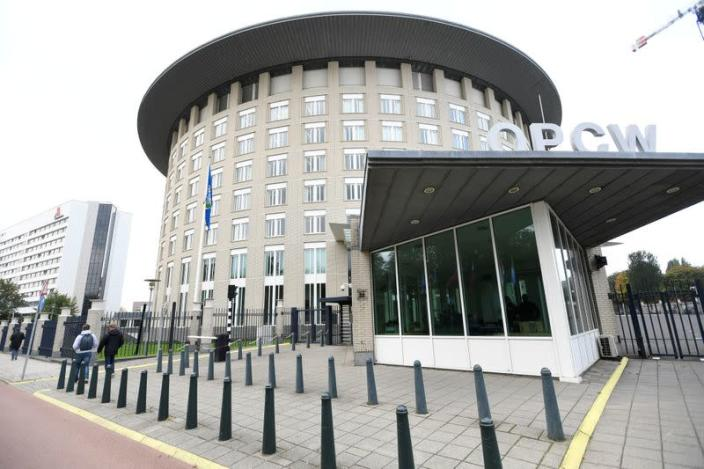 Syria denies OPCW report on use of chlorine bomb