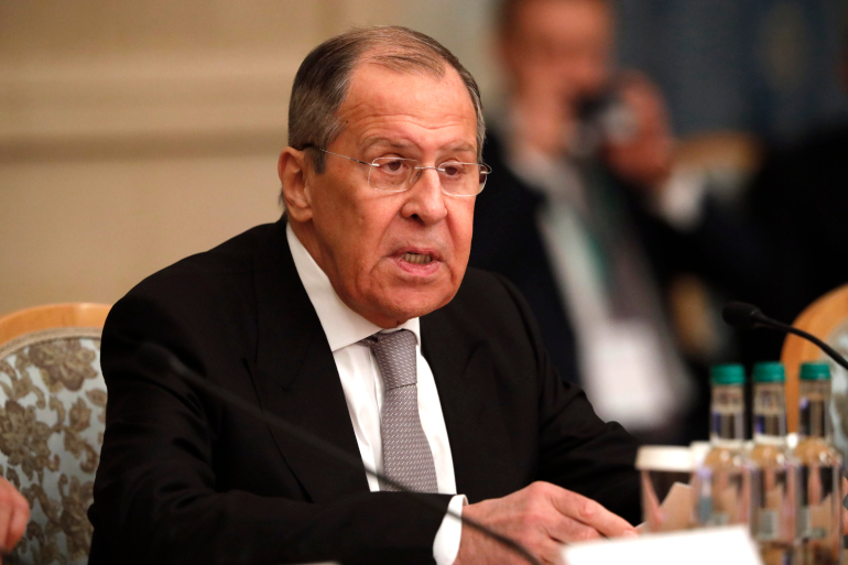 Russia to expel 10 U.S. diplomats in response to Washington sanctions