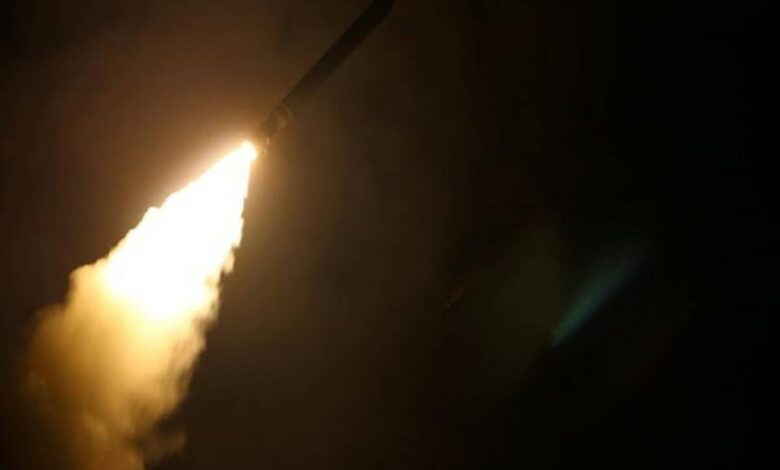 Two rockets land near air base hosting US troops  in Iraq