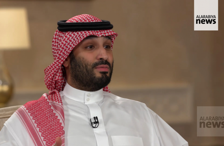 Crown Prince Mohammed bin Salman: No plans for income tax in Saudi Arabia at all